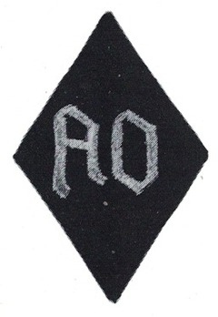 Foreign Organisation Insignia Obverse