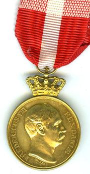 Gold/Silver-gilt Medal Obverse