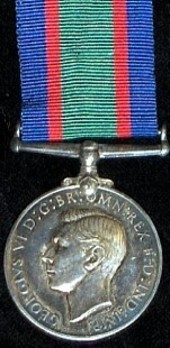 Silver Medal (1937-1948) Obverse