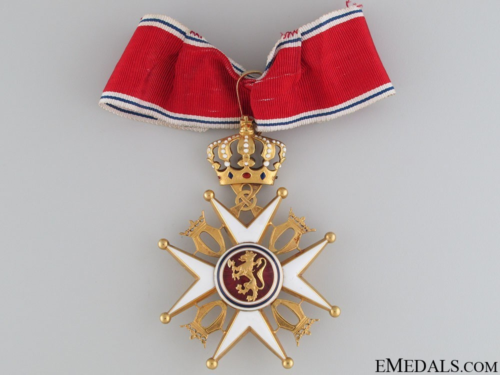 Order+of+st+olav+commander+cross+1
