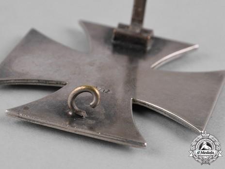 Iron Cross I Class, by C. E. Juncker (L/12) Detail