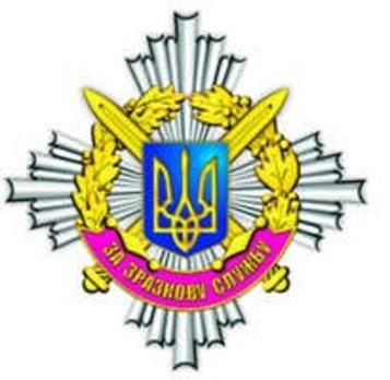 Meritorious Service Badge Obverse