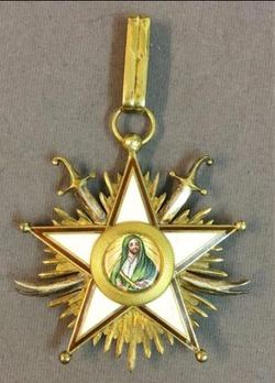 Military Order of Zolfagher (Ḏu'l-faqār), II Class