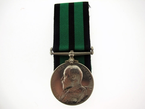 Silver Medal (without clasp, in high relief) Obverse