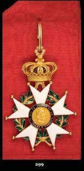 Order of the Legion of Honour, Type III, Commander