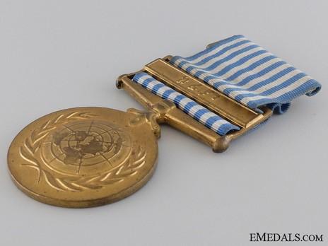 United Nations Korea Medal Obverse