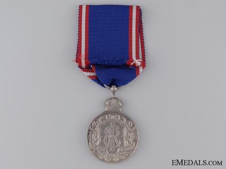 Silver Medal (1901-1910) Reverse