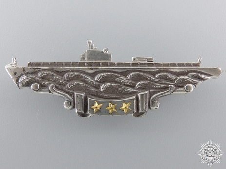 Badge (with sterling silver) Obverse