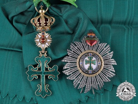 Grand Cross Details