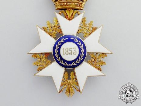 Order of Civil Merit, Grand Cross  Reverse