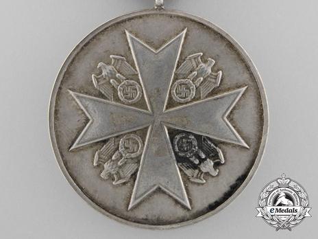 Silver Merit Medal (Gothic version) Obverse