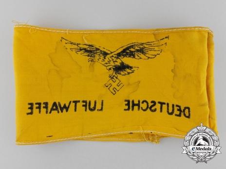 Deutsche Luftwaffe Armband Inside Out