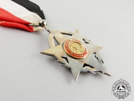 Order of Merit, Knight Reverse