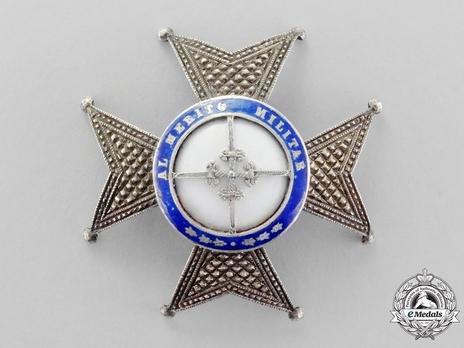 III Class Breast Star (Silver) Obverse