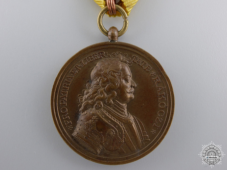 Commemorative Medal for the Liberation of Upper Hungary Obverse