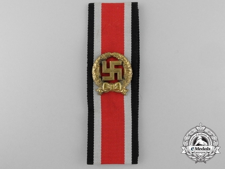 Honour Roll Clasp, Heer/Army Obverse