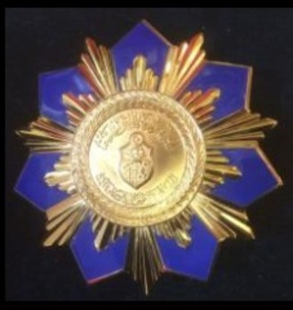 Order of National Merit, Grand Cross Breast Star