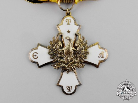 Order of the Phoenix, Type I, Grand Commander Obverse
