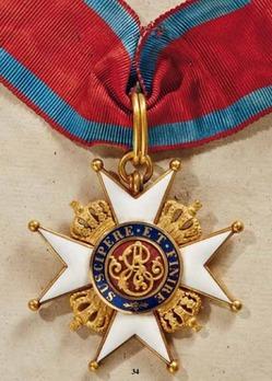 Order of Ernst August, Commander Cross