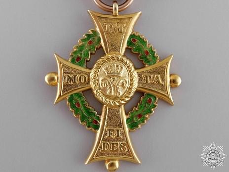I Class Merit Cross (in gold) Obverse