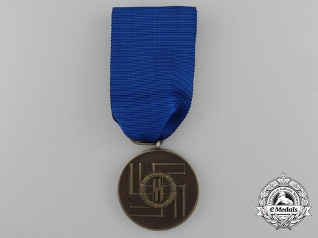 III Class for 8 Years Obverse