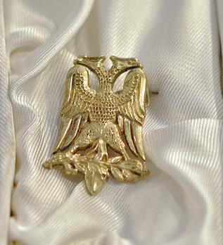 Eagle Gold Medal Obverse