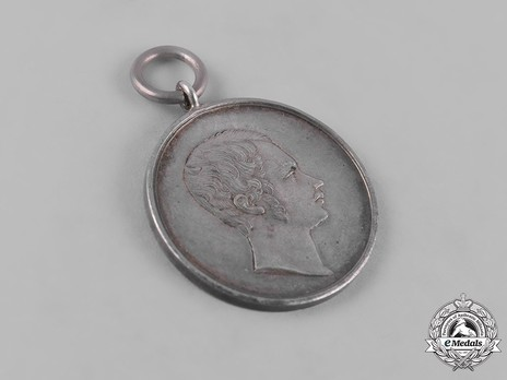 "Civil Merit Medal, Type I, in Silver (stamped ""ZOLLMAN"")"