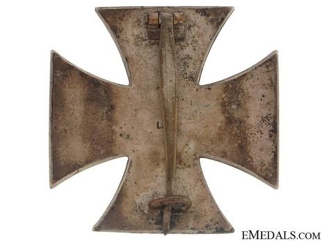 Model III, I Class Cross, by C.E. Juncker