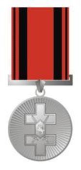 Order of the Cross of Vytis, Medal Obverse
