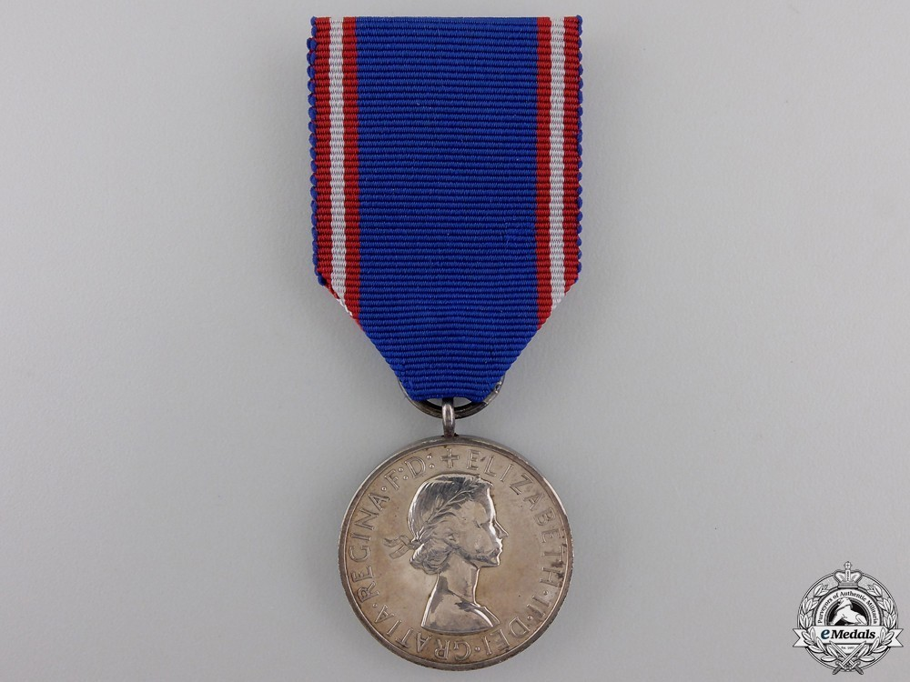 Silver medal 1952 obverse