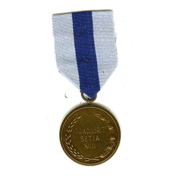 Military Faithful Service Medal (24 Years Service)
