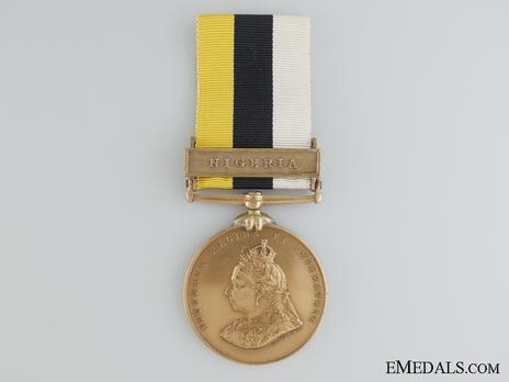 """Bronze Medal (stamped """"SPINK & SON LTD."""") (1993-) Obverse"""