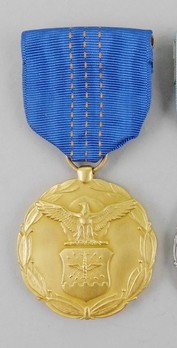 Department of the Air Force Decoration for Exceptional Civilian Service Obverse