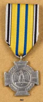 Dybbol Storm Cross (in bronze, for Non-Combatants)