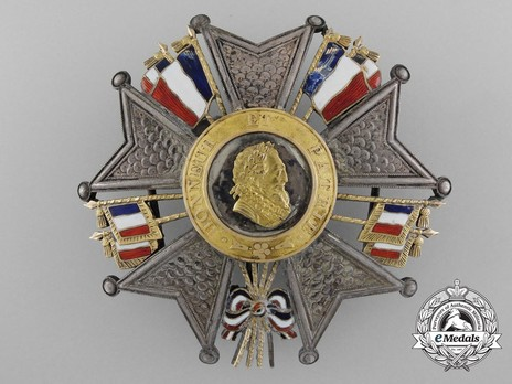 Grand Eagle Breast Star Obverse