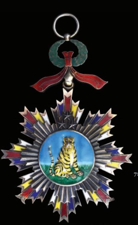 China+striped+tiger+ic+badge