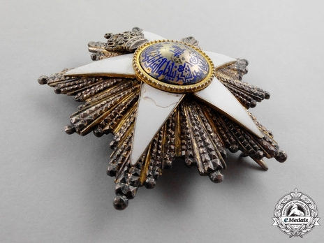 Grand Officer Breast Star Obverse