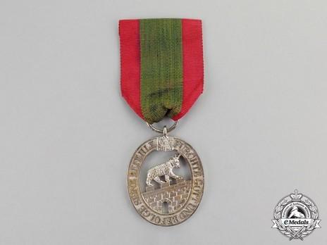 Order of Albert the Bear, II Class Knight (in silver)
