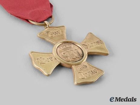 Civil Merit Cross in Gold (1849/1851)