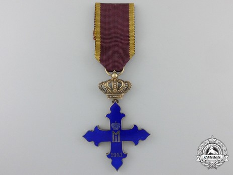 Order of Michael the Brave, III Class Cross Obverse