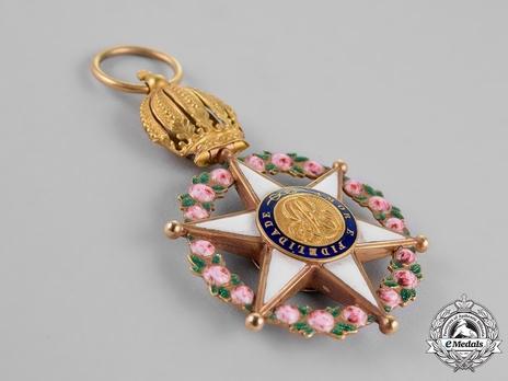 Officer (c.1870) Obverse