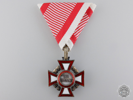 Type II, Military Division, III Class Cross Obverse