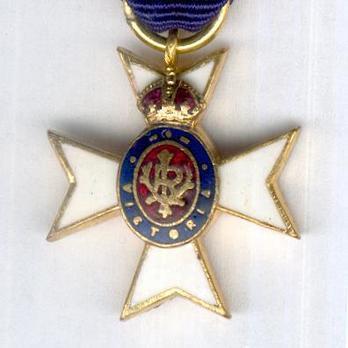 Miniature Lieutenant Obverse