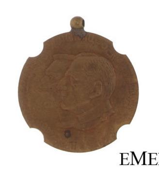 Railway Medal Obverse
