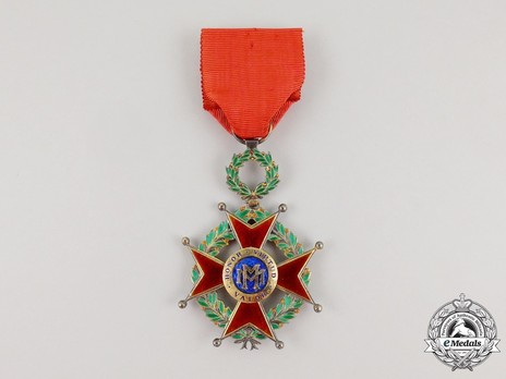 Order of Military Merit, III Class (for Military Merit) Obverse