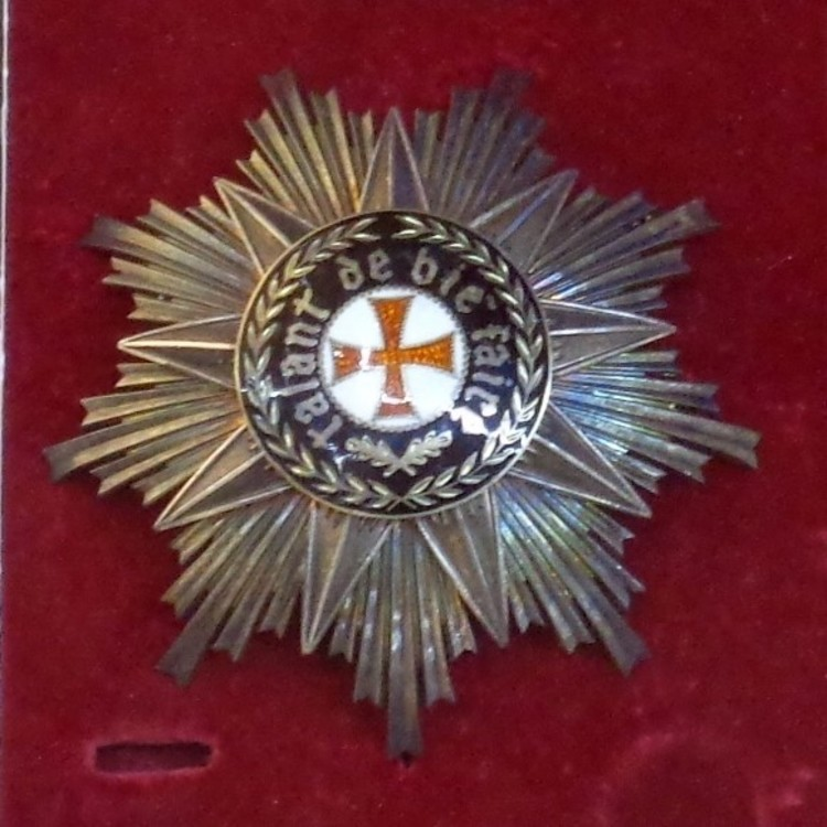 Order of prince henry grand officer insignias %28portugal%29   tallinn museum of orders02