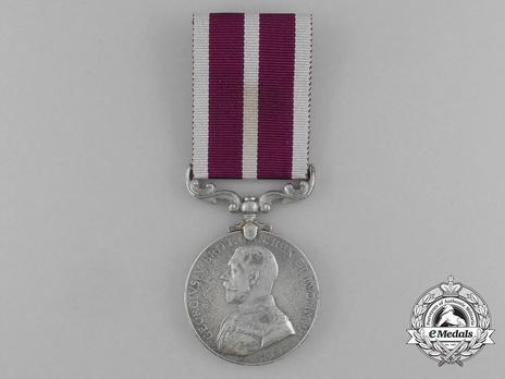 Silver Medal (King George V effigy) Obverse