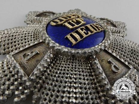 Royal Order of Merit of St. Michael, Grand Cross Breast Star (circa 1890)