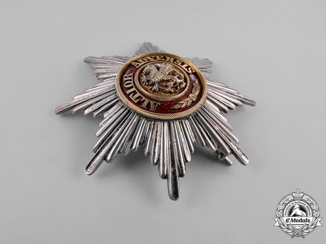 Grand Cross Breast Star