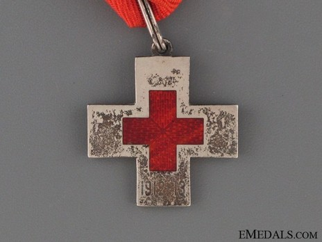 Red Cross Decoration (1912-1913) Obverse